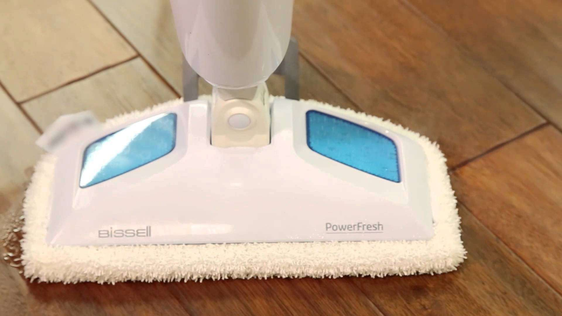 Bissell 1940 PowerFresh Steam Mop Hard Floor Steam Cleaner