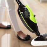 SKG 1500W Powerful Non-Chemical 212F Hot Steam Mops Review