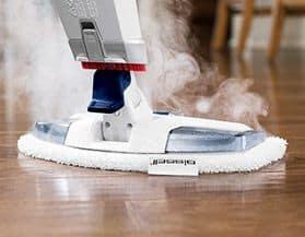 budget steam mop